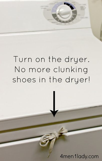 How to dry shoes in the dryer + for sale. - 4 Men 1 Lady