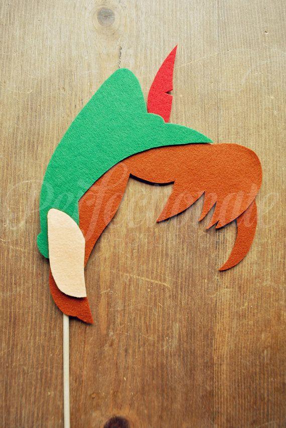 Peter Pan photomaton accessoires Fée clochette par Perfectionate