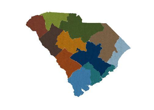 South Carolina SCATR Regions