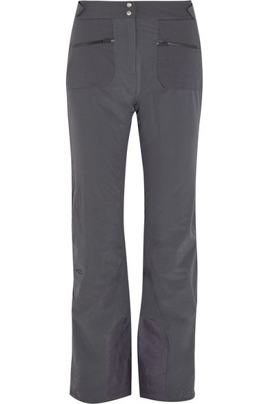 Kjus - Seduction Ski Pants - Dark gray - FR42
