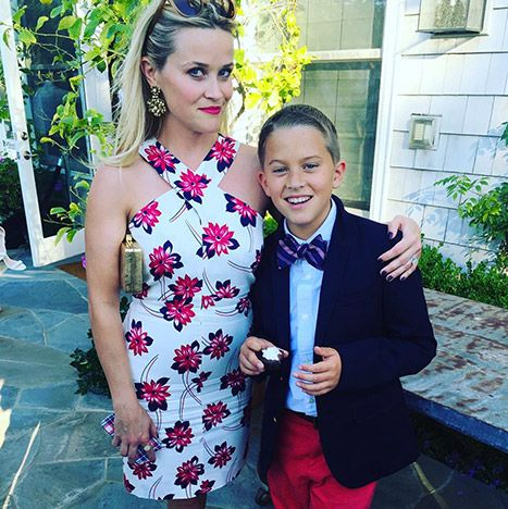 Reese Witherspoon's Son Deacon Phillippe Looks All Grown Up: Photo - Us Weekly
