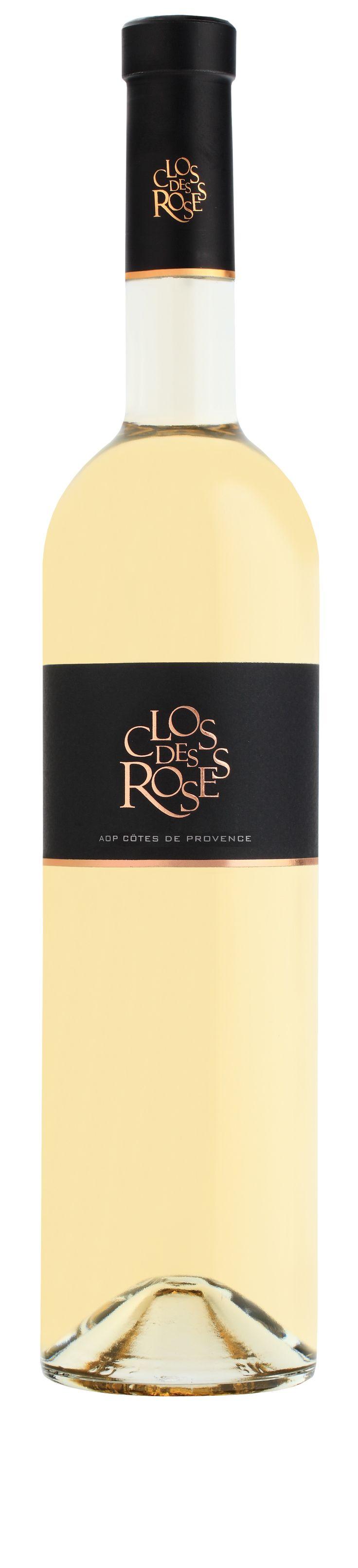 Clos des Roses Blanc - AOC Côtes de Provence 2013 #closdesroses