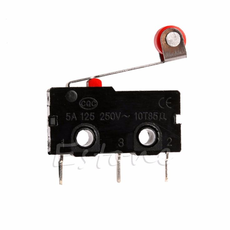 Wholesale 10pcs/lot New Micro Roller Lever Arm Normally Open Close Limit Switch KW12-3