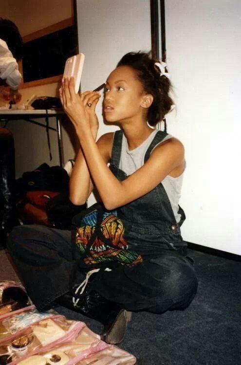 ... Banks | Beautiful Black Girls Black Women (Dark Skin & Light Ski