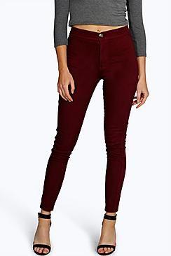 Lara High Rise Tube Jeans