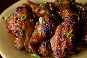 Teriyaki Wings   Dinner's   Pinterest