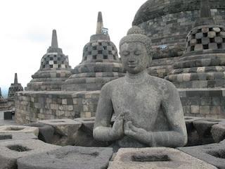 Magelang, Central Java Indonesia - Borobudur Temple