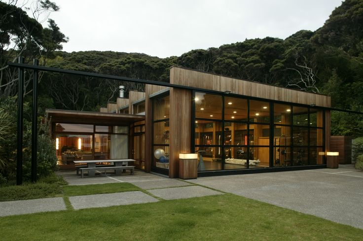 Island Complex | Bossley Architects | Archinect