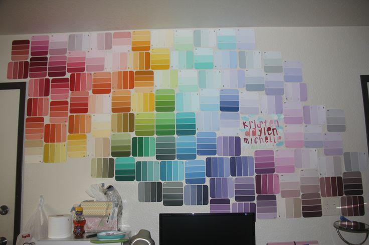 my college dorm room wall freshman year first yea ~ 162607_Dorm Room Name Ideas
