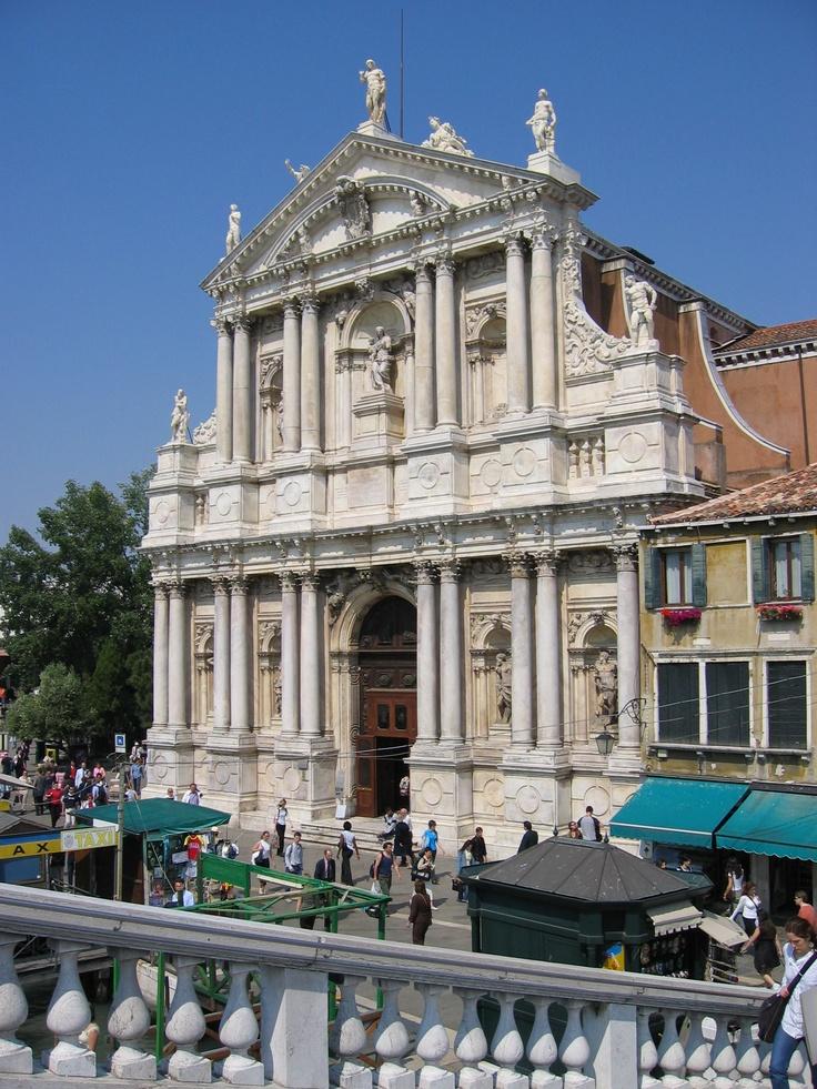 Chiesa di Santa Maria di Nazareth or Chiesa degli Scalzi