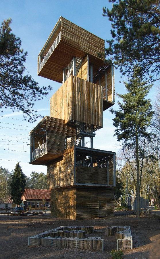 Original tower Stone & Living - Immobilier de prestige - Résidentiel & Investissement // Stone & Living - Prestige estate agency - Residential & Investment www.stoneandliving.com