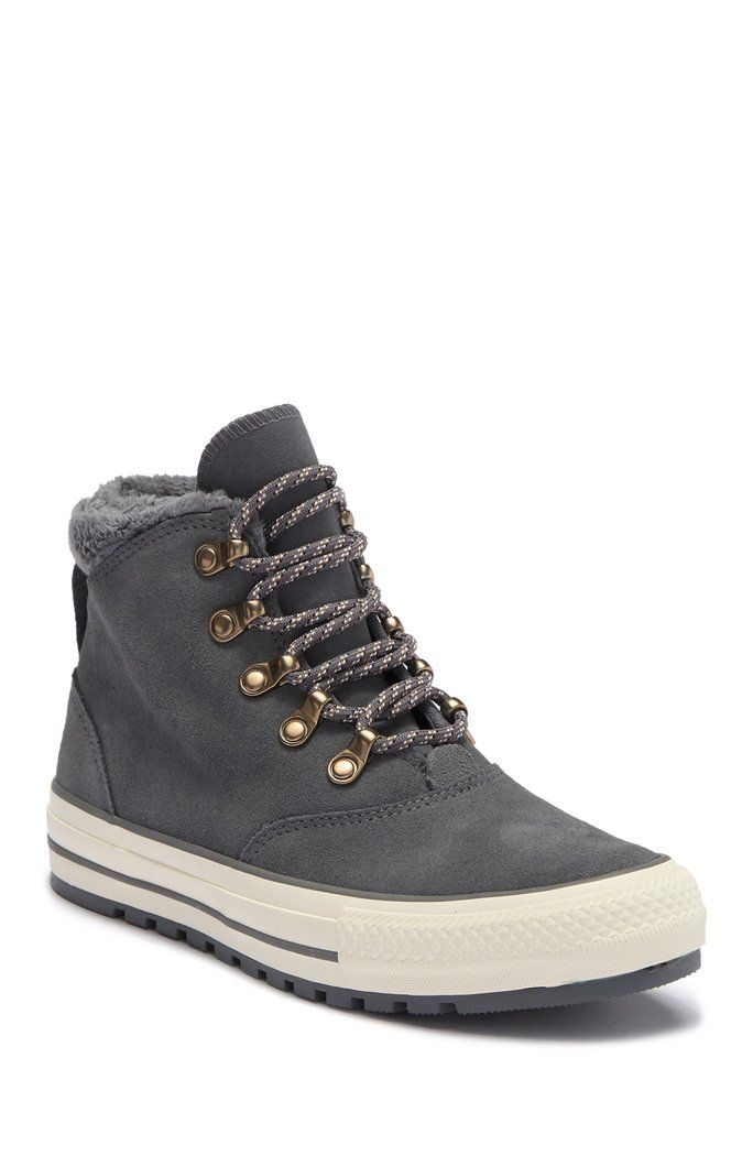 300a76fcd342 Converse - Chuck Taylor All Star Ember Faux Fur Lined Boot (Women ...