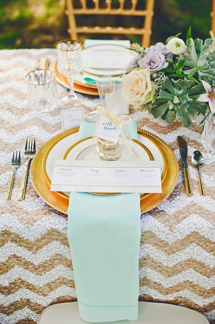 359 best MINT GREEN WEDDINGS images on Pinterest | Harvest table ...