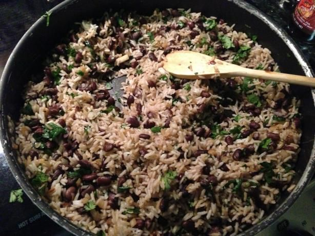 Gallo Pinto Costa Rican Rice And Beans) Recipe - Food.com - 78747