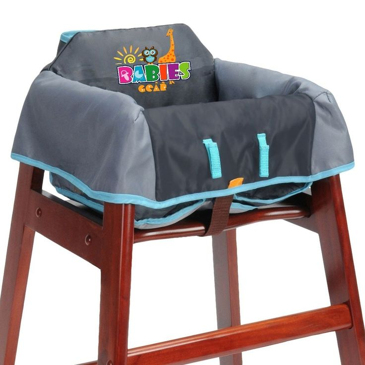 Precious Planet Portable High Chair Cover