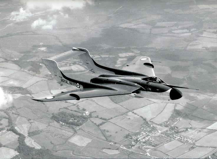 20 best De Havilland DH110 Sea Vixen images on Pinterest ...