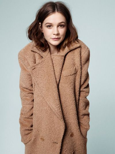 Carey Mulligan Elle UK November 2015