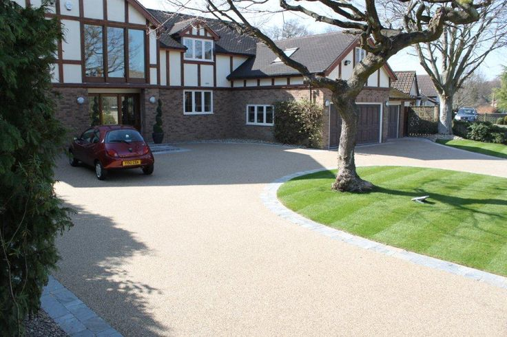 GLW Landscapes were nice enough to send over this image after completing an installation of our 6mm Norwegian Bronze