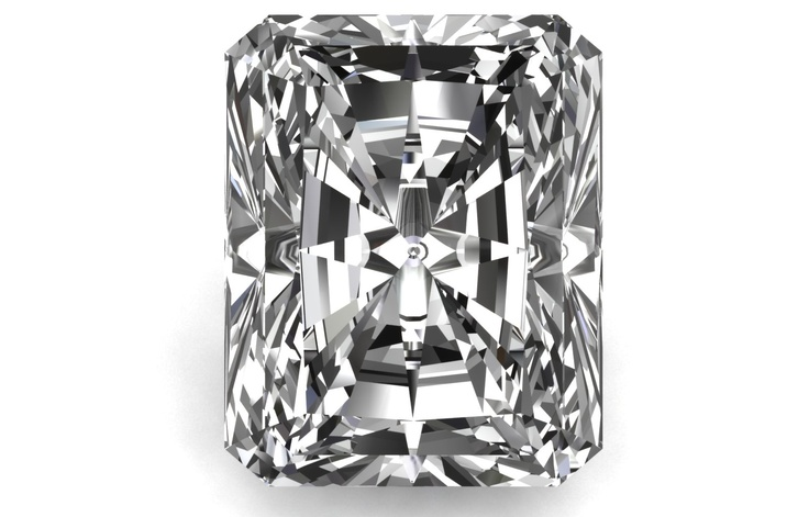 Radiant Cut @bensimondiamond #giveadiamond
