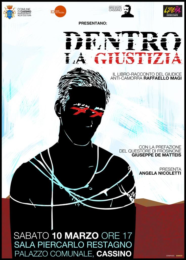 """""""Dentro la giustizia"""" - © Gianfranco Nicoletti 2012"""