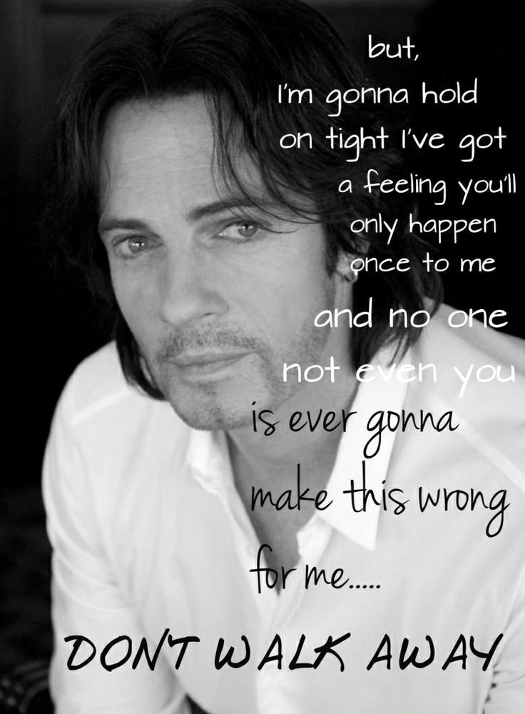One of my ALL TIME FAVORITE RICK SONGS!RICK SPRINGFIELD lyrics