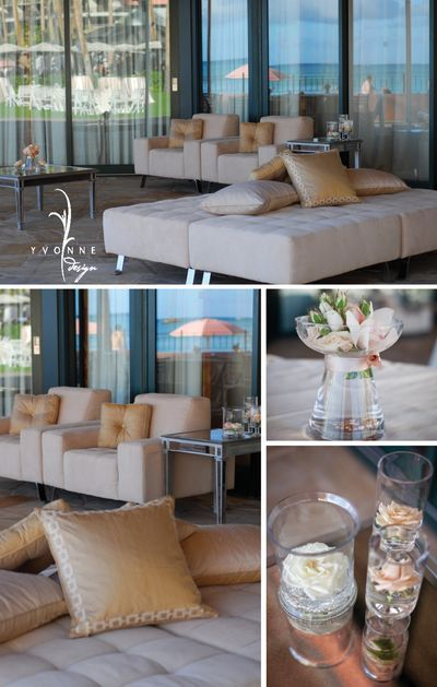 lounge furniture can be brought in for your special event Palais Royale Ballroom