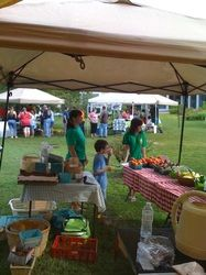Tuesday is Market Day at Putnam Farmers' Market in Hurricane, West Virginia 3:30 - 7pm in Hurricane City Park, adjacent to the water reservoir on State Route 34   http://www.farmersmarketonline.com/fm/PutnamCountyFarmersMarket.html