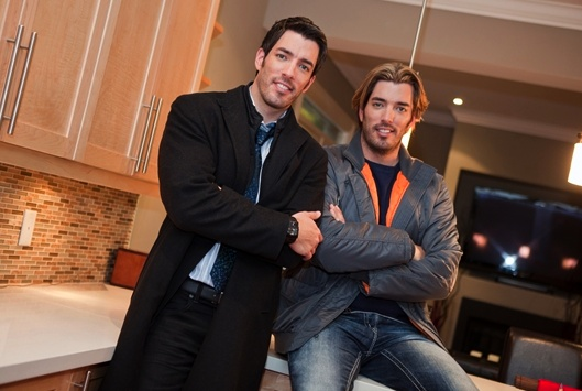 Property Brothers. I cannot get enough of these guys. The only issue is choosing which one.