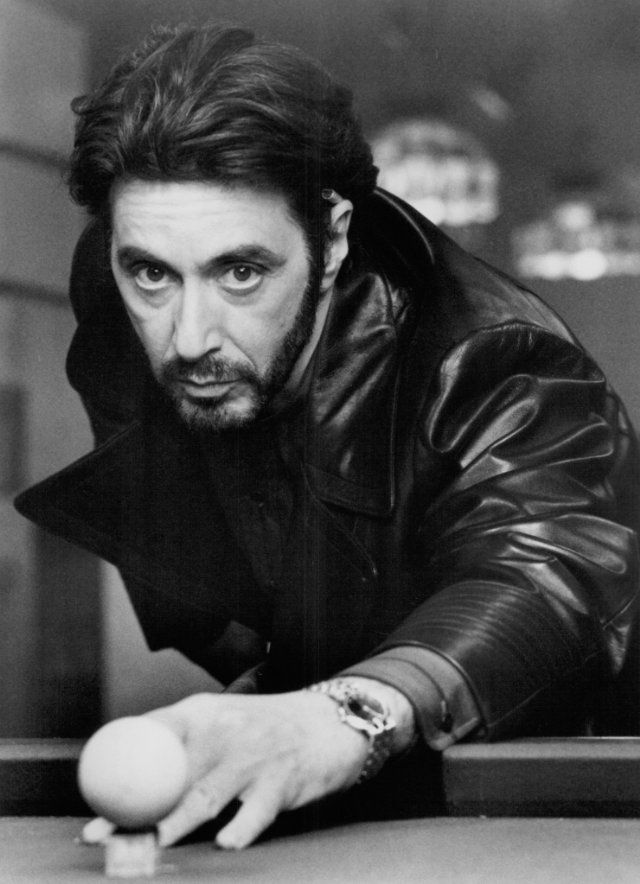 Al Pacino doesn't need to be in the news.  He's already left his mark in cinematic history hall of fame.  :)