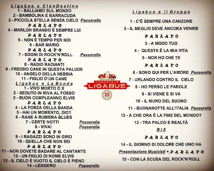 Ligabue - Campovolo