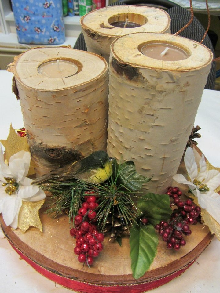 Best images about christmas logs on pinterest