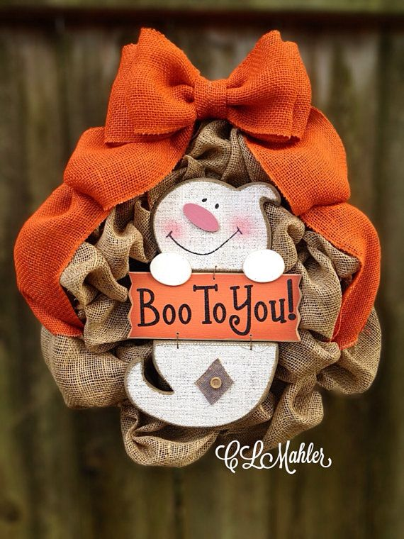 Hey, I found this really awesome Etsy listing at http://www.etsy.com/listing/163017084/boo-to-you-burlap-halloween-ghost-wreath