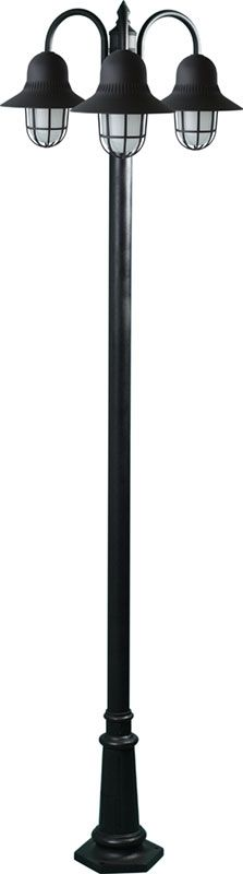 Dabmar Marquee Transitional Outdoor Lamp Post by Dabmar