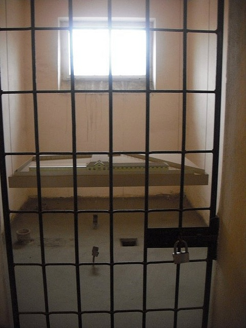 Nazist Prison by Marco Bellantone, via Flickr