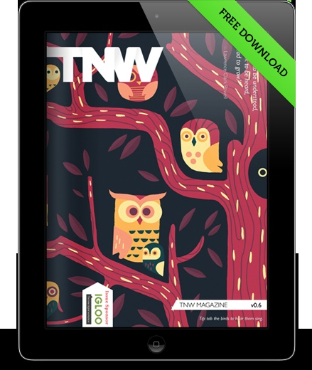 TNW Magazine - Fresh tech-related content on your iPad