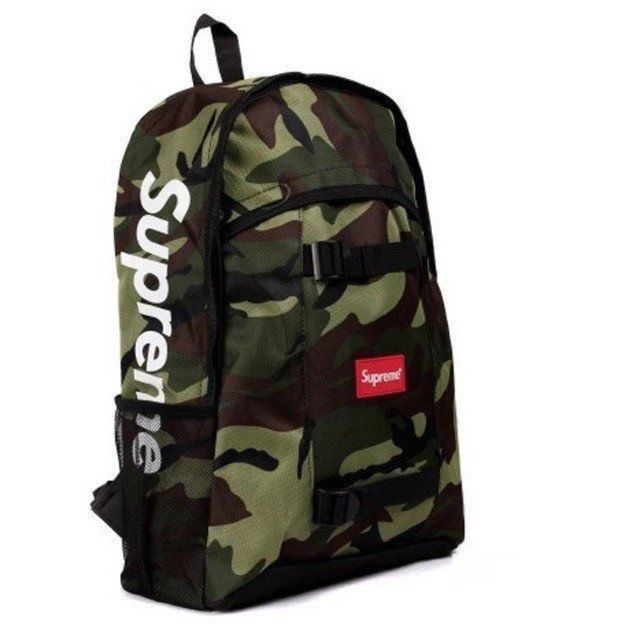 2d9ccbd5bc Supreme Camo Box Logo Backpack School Bag With Supreme Tags(Fast Free  Shipping!)  fashion  clothing  shoes  accessories  mensaccessories  bags  (ebay link)
