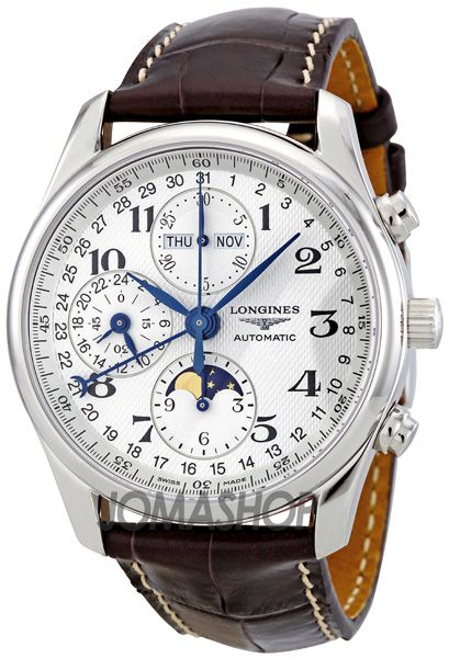 Longines Master Collection Mens Watch L2.673.4.78.3