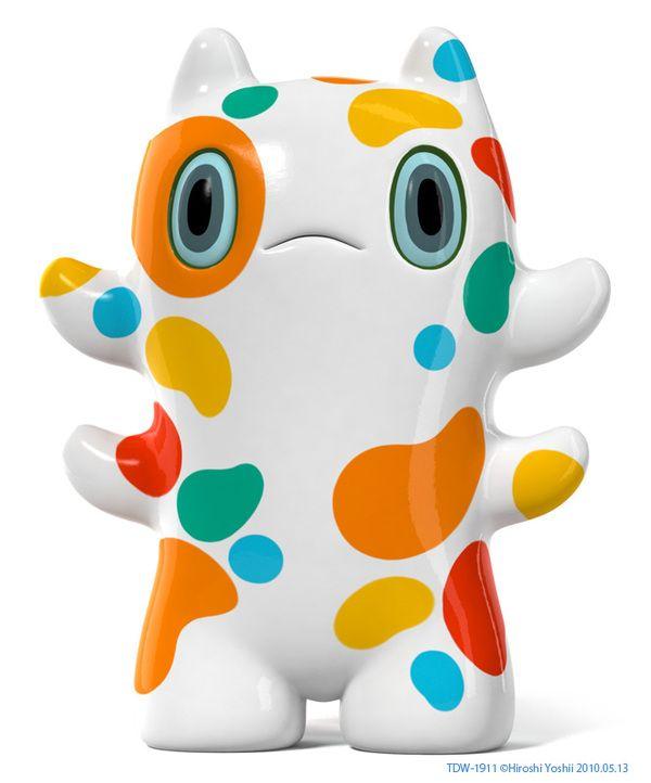 Hiroshi Yoshii Toy Design