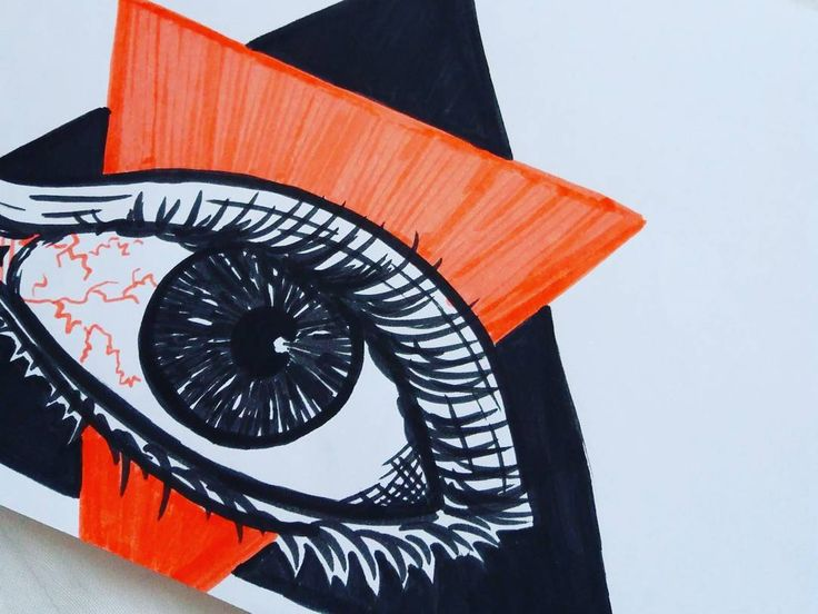 eye drawing   IG: @maggie_creates_