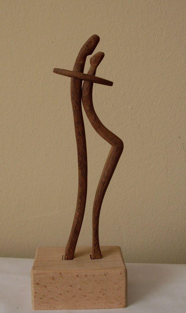 Jeux amoureux.   爱情游戏  manolo lafora  #art #sculpture