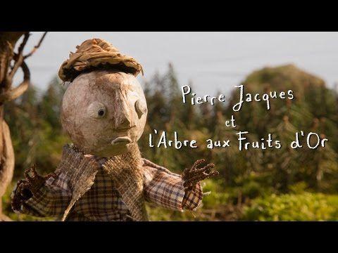 Pierre Jacques et l'Arbre aux Fruits d'Or - Stop Motion Short Film