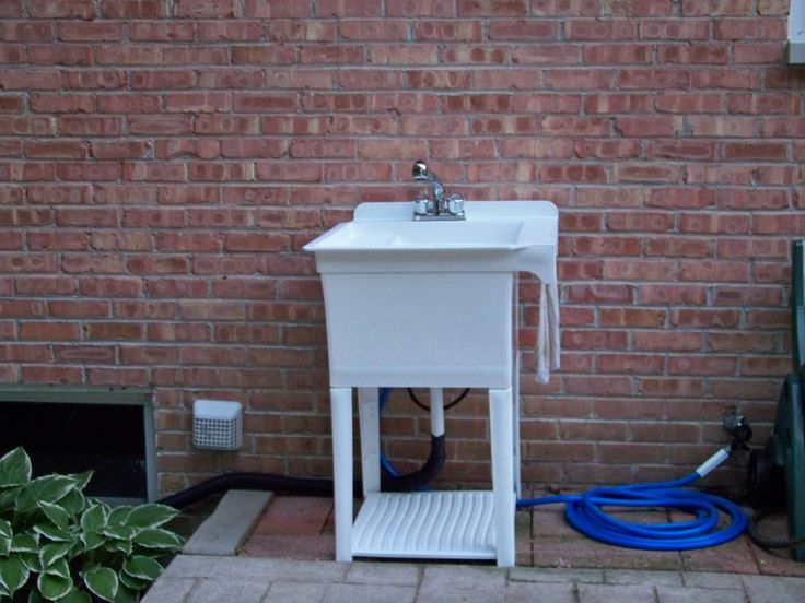 Outdoor Sink Stations and Bar Centers Home. Outdoor Kitchens / Sinks & Bar Centers ( Items) Lynx Inch Built-In Cocktail Station With Sink & Ice Bin Cooler $2, $2, (or as low as $/mo) Buy it used for: Our Kitchen & Patio Showroom Become an .
