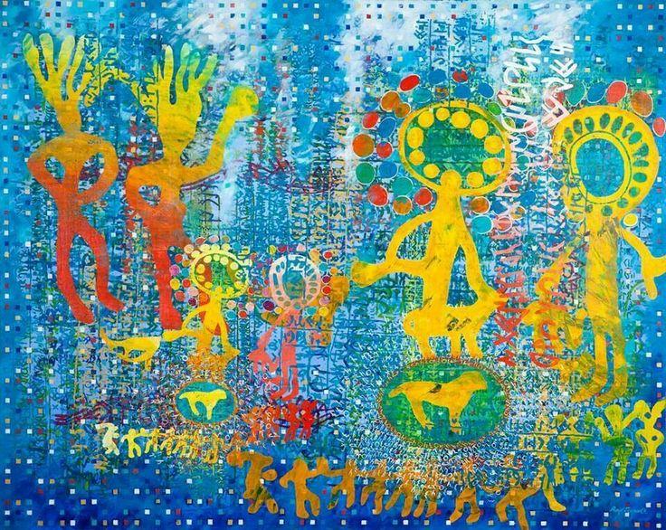 Damgaların dansı, Türk'ün kutsal rüyası - Rauf Tuncer