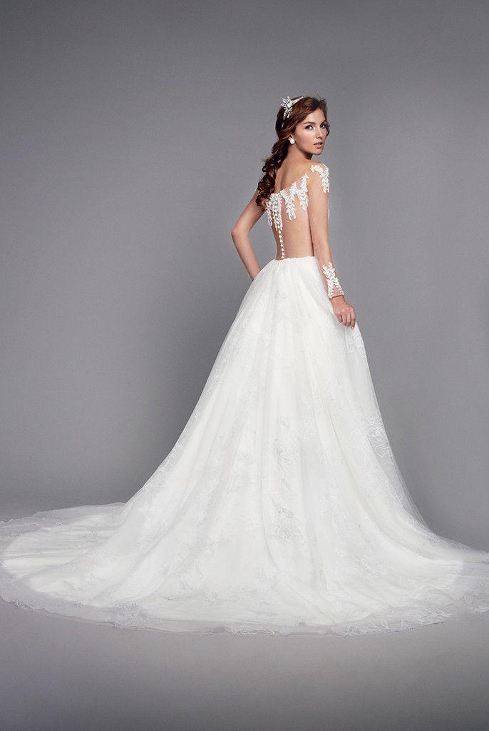 Oltre 1000 idee su Wedding Gown Rental su Pinterest  Abiti da ...