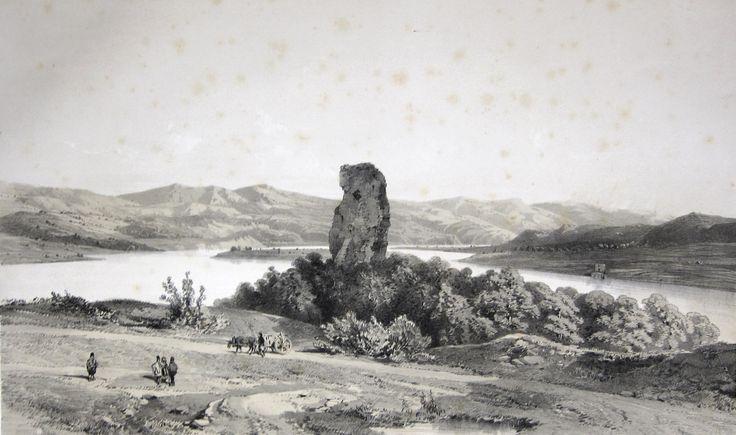 Turnu Severin, ramasite ale podului lui Traian de la Dunare