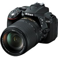 Nikon D5300 DSLR Camera with 18-140mm ED VR Lens