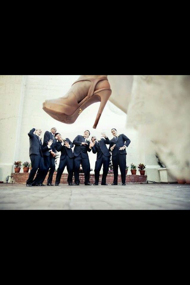 Creative wedding photo ideas