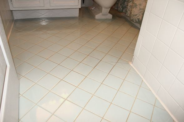 How To Clean Floor Tile Grout Grout Cleaning Diy Personal Blog 2016