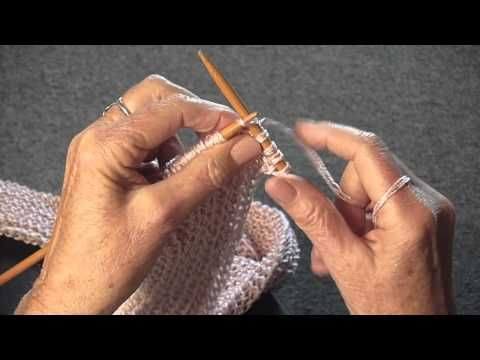 Mistake Rib Knit Stitch In The Round : 14 best images about Knitting on Pinterest Cable, Grandmothers and Videos