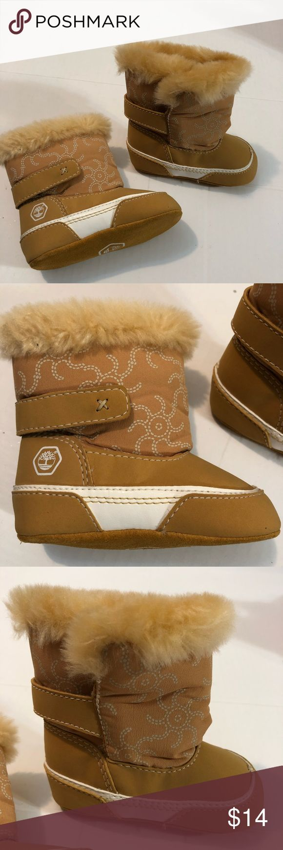 Infant Baby Timberland Boots Sz 2 like new Infant Baby Timberland Boots Sz 2 like new Timberland Shoes Boots
